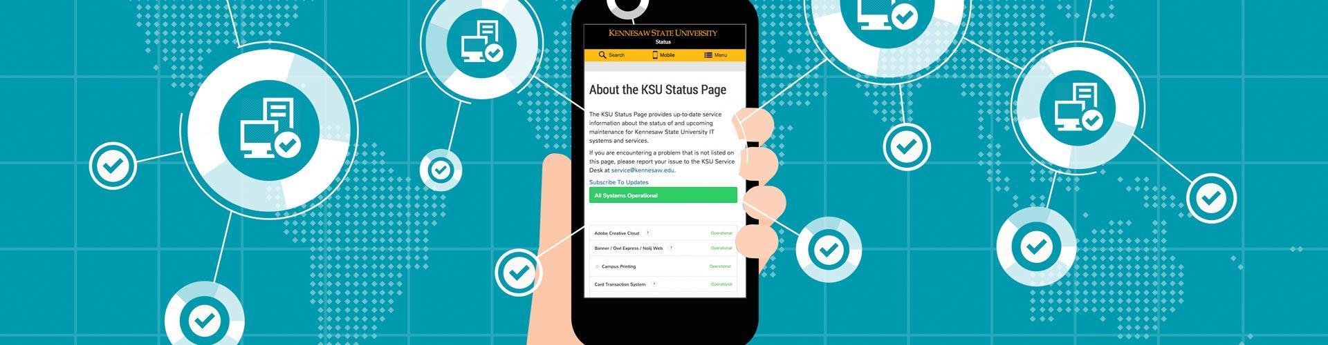 KSU Status Page